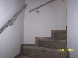 Versatz der Geländerhöhe
